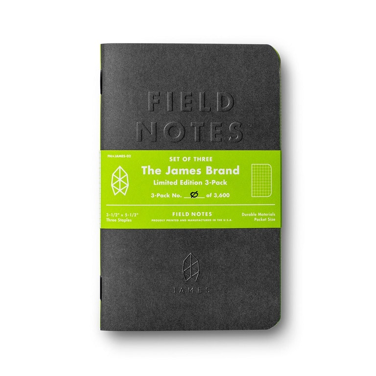 Tjb Field Notes Soldier